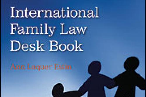 Cover of International Family Law Desk Book